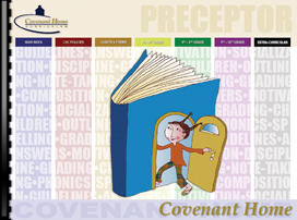 Preceptor Book (How to use the Covenant Home Curriculum)
