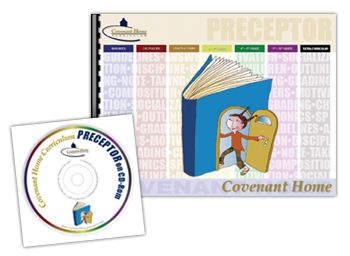 Preceptor Book and CD-Rom (How to use the Covenant Home Curricul