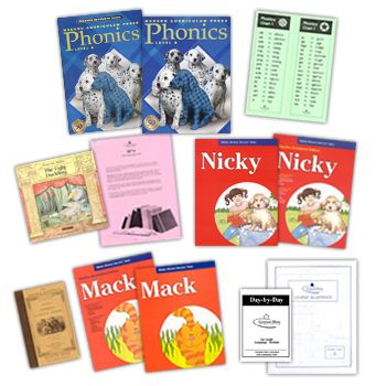 MCP Phonics Course