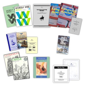Complete Language Course Replacement Kit (Consumable Items)