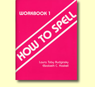 How to Spell Course: Book 1 (for grade 1)