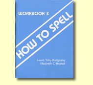 How to Spell Course: Book 3 (for grades 4-6)