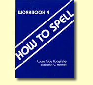 How to Spell Course: Book 4 (for grades 7-12)